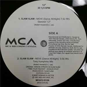 Slam Slam, Young Black Teenagers, The Fixx - Move!/To My Donna/How Much Is Enough MP3