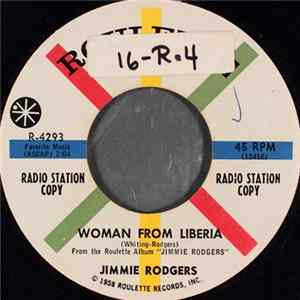 Jimmie Rodgers - Woman From Liberia MP3