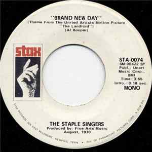 The Staple Singers - Brand New Day MP3