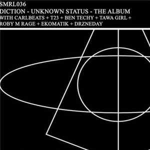 Diction - Unknown Status - The Album MP3