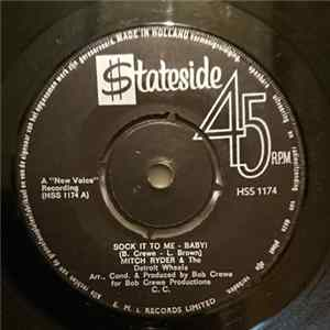 Mitch Ryder And The Detroit Wheels - Sock It To Me - Baby! MP3