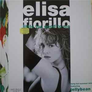 Elisa Fiorillo Featuring Jellybean - Little Too Good To Me (Long Hot Summer Mix) MP3