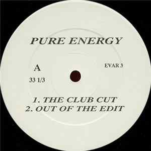 Unknown Artist - Pure Energy MP3