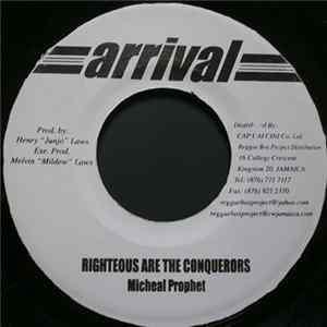 Michael Prophet - Righteous Are The Conquerors MP3