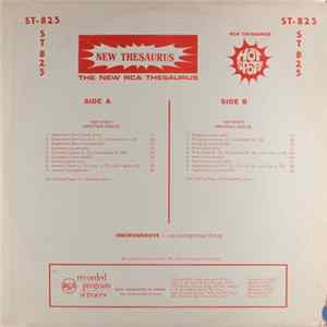 "Unknown Artist - RCA Thesaurus Hot Spots: ""Hot Spots"" Christmas Jingles MP3"