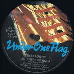 Onslaught - Let There Be Rock MP3