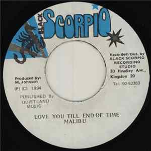 Malibu - Love You Till End Of Time MP3