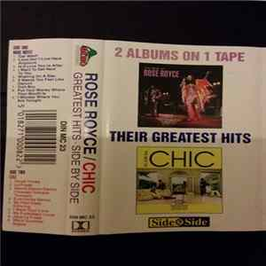 Rose Royce / Chic - Greatest Hits Side By Side MP3