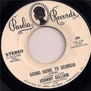 Johnny Gilliam - Going home to Georgia / Going home to Georgia (Instrumental) MP3