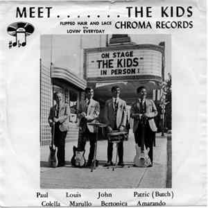 The Kids - Flipped Hair And Lace / Lovin' Everyday MP3