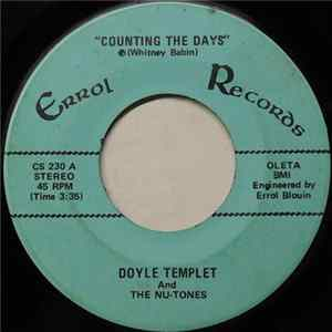 Doyle Templet And The Nu-Tones - Counting The Days MP3