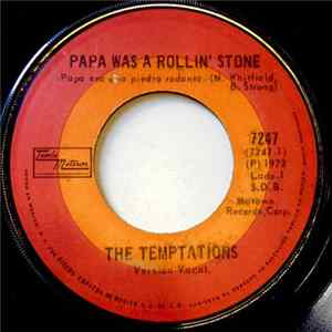 The Temptations - Papa Was A Rolling Stone MP3
