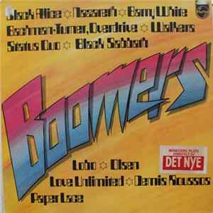 Various - Boomers MP3