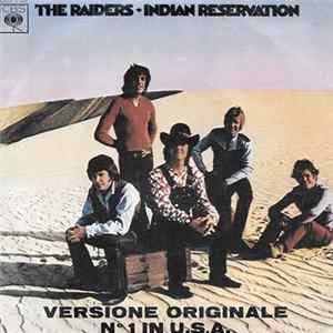 Raiders - Indian Reservation / Terry's Tune MP3