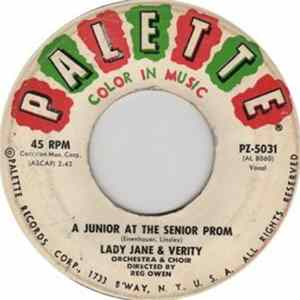 Lady Jane & Verity - A Junior At The Senior Prom / Slow Rock MP3