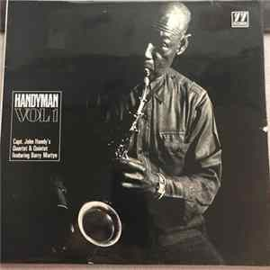 John Handy Quintet / John Handy Quartet - Handyman Vol 1 MP3