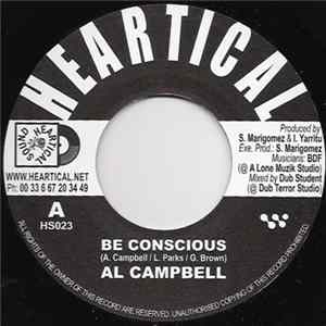 Al Campbell / Anthony Johnson - Be Conscious / No More War MP3