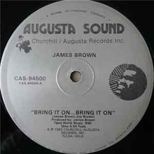 James Brown - Bring It On...Bring It On / The Night Time Is The Right Time MP3