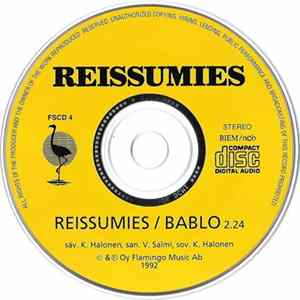 Bablo - Reissumies MP3